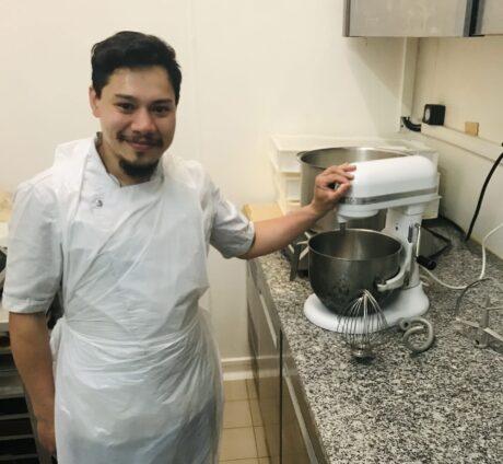 Léo Lautard - Chef Patissier
