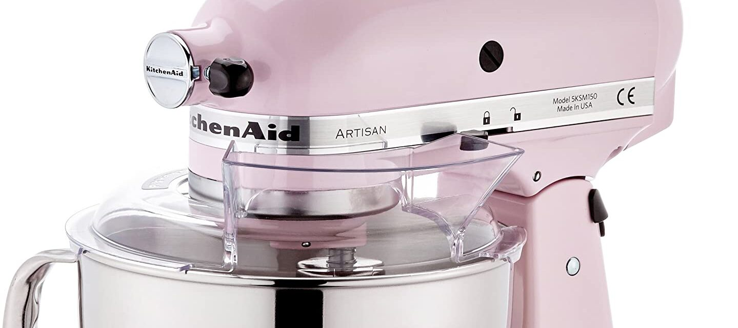 robot kitchenaid artisan rose